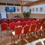 Konferenciaterem bérlés vadászkastélyunkban, rendezvénypavilonunkban teljes ellátással és szállással