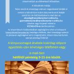 Balatonfüredi könyvtári programok 2021