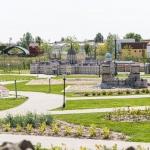 Ezer Év Parkja - Szabadtéri makett park Mórahalom