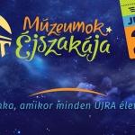 Múzeumok Éjszakája Tatabánya 2021