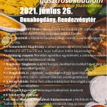 LAKJON JÓL A FALU! Gasztrosokadalom és közösségi főzőverseny Dunabogdányban