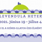 Levendula Fesztivál Tihany 2021. Levendula Hetek Tihanyban