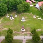 Szoborkert látogatás a Nagy-Magyarország Parkban, várja a Világnak Virága Millenniumi Szoborkert