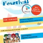 Komáromi fürdőfesztivál 2021. Csobbanó Fesztivál a Brigetio Gyógyfürdőben