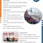 Mária napok Balatonmáriafürdő 2021. Fúvószenekari Találkozó