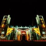 Zsolnay Fényfesztivál 2021 Pécs. Zsolnay Light Art Nemzetközi Fényfestőverseny