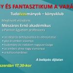 Balatonfüredi előadások, beszélgetések 2021
