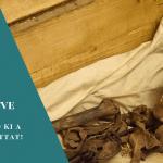 Múzeumi szabadulószoba Halloweenkor, térj be a kriptába, és szabadítsd ki a tetszhalottat!