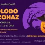 Halloween Balatongyörök 2021. Tökölődő játszóház és töklámpás szépségverseny