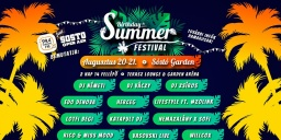 Nyíregyháza fesztivál 2021. Birthday Summer Festival, online jegyvásárlás