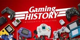 Játékkiállítás Budapest 2020. Gaming History interaktív kiállítás a VR Vidámparkban