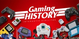 Játékkiállítás Budapest - Gaming History interaktív kiállítás a VR Vidámparkban, online jegyek
