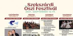Szekszárdi Szüreti Napok 2021. Szekszárdi Őszi Fesztivál