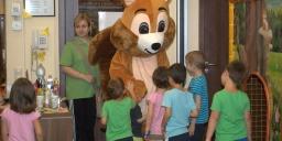 Minidisco gyerekeknek minden este a Wellness Hotel Gyula Játszóházában