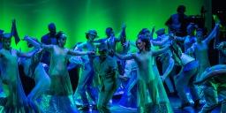 Experidance Eger: Gyöngyhajú Lány Balladája az Agria Nyári Játékokon