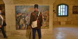 Komárom kiállítás, Klapka 200 kiállítás látogatható a Monostori Erőd Jókai termében