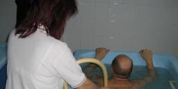 Komáromi gyógyászat, fizioterápiás és balneoterápiás kezelések a Brigetio Gyógyfürdőben