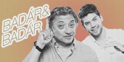 Badár & Badár, Badár Sándor humorista és Badár Tamás bűvész közös estje a Dumaszínházban