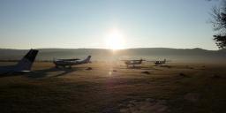 Farkashegyi Repülőtér