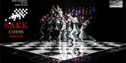 Sakk musical előadások 2021. Online jegyvásárlás