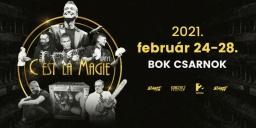 BOK (Budapesti Olimpiai Központ) csarnok programok 2021. Események és online jegyvásárlás