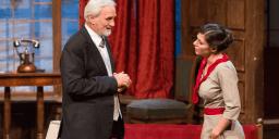 Az Egérfogó előadás a veresegyházi Mézesvölgyi Szabadtéri Színpadon