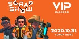 Scrap Show 2020. Budapest Lurdy Mozi, online jegyvásárlás