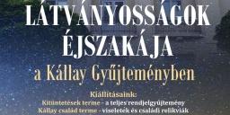 Kiállítás Nyíregyházán 2020. Látványosságok Éjszakája a Kállay Gyűjteményben