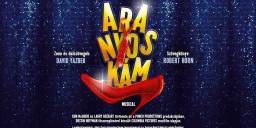 Aranyoskám musical 2021. Madách Színház, online jegyvásárlás