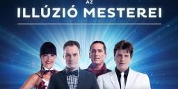 Illúzió Mesterei 2021 / 2022. Előadások és online jegyvásárlás