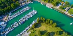 Balatonföldvár hajózás 2021. Sétahajó és menetrendi járatok a Balatonon