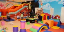 Campona gyerekprogramok a budapesti Campona Játszóházban