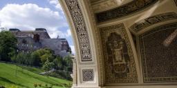 Habsburgok története. Séta József nádor nyomában a királyi kertekben és a nádori kriptában
