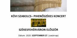Koncert Székesfehérvár 2020