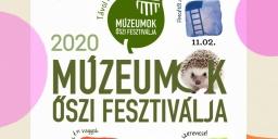 Múzeumok Őszi Fesztiválja Nyíregyháza 2020 Sóstói Múzeumfalu