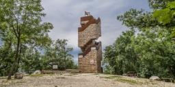 Jenga-hegyi Dévényi Antal-kilátó Piliscsaba