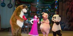 Masha és a Medve előadások 2021. Online jegyvásárlás
