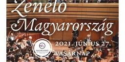 Poroszlói koncert 2021. A Magyar Rádió Szimfonikus Zenekara Művészeinek koncertje