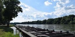 Csónakázás a Tisza-tavon a Szabics Kikötő szervezésében
