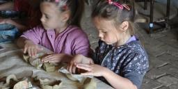 Fazekas bemutató és kézműves foglalkozás a Nyíregyházán