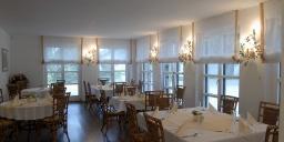 Vadmalac kemencében Balatonfenyvesen a Hubertus Hof Landhotel Minőségi Díjas éttermében