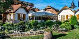 Szőlőskert Fogadó Vineyard Inn***