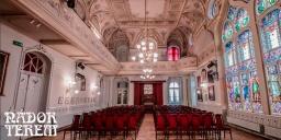Nádor terem koncertek 2021 / 2022. Online jegyvásárlás