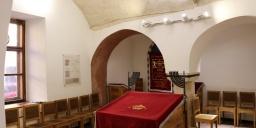 Középkori Zsidó Imaház (Budavári Zsinagóga) látogatás a Budai Várban