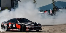 Drift verseny 2021 Tököl