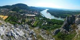Hainburgi kirándulás Ausztriában