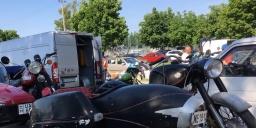Old Motors börze 2021. Veteránmotor, autó, kerékpár, járműalkatrész és régiség piac Pestszentlőrinc