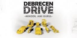 Debrecen Drive 2022. Autó- és járműipari seregszemle