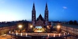 Jegyvásárlás Szeged 2021. Koncertek, rendezvények, színházi előadások