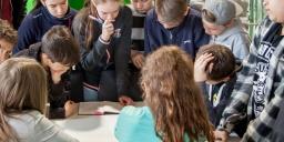 Interaktív tanulás Ózdon élményórák a Nemzeti Filmtörténeti Élményparkban